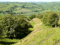 Offa's Dyke and the Clun Valley